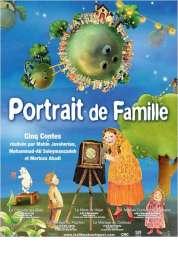 Affiche du film Portrait de Famille