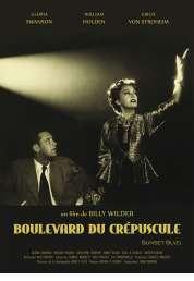 L'affiche du film Boulevard du crépuscule