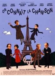 L'affiche du film On connait la chanson