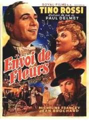 Affiche du film Envoi de Fleurs