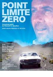 Affiche du film Point limite zéro