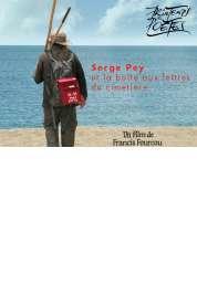 Serge Pey et la boîte aux lettres du cimetière