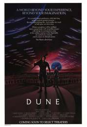 Affiche du film Dune