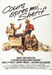 Affiche du film Cours Apres Moi Sherif