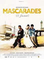 Affiche du film Mascarades