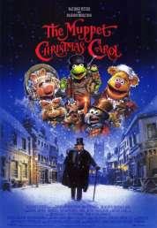 Affiche du film Noël chez les Muppets