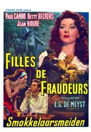 Affiche du film Filles de Fraudeurs