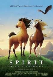 Affiche du film Spirit, l'étalon des plaines