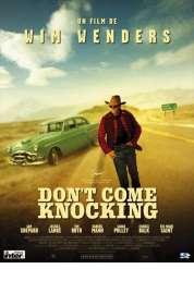 Affiche du film Don't Come Knocking