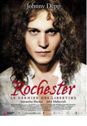 Affiche du film Rochester, le dernier des libertins