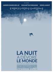 L'affiche du film La Nuit a dévoré le monde
