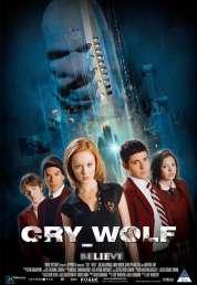 Affiche du film Cry wolf