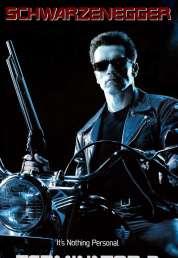 L'affiche du film Terminator 2, le jugement dernier