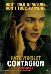Affiche du film Contagion