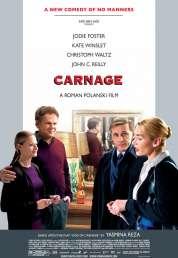 L'affiche du film Carnage