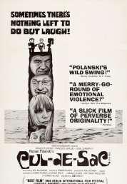 L'affiche du film Cul de sac