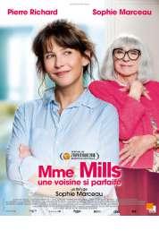 L'affiche du film Mme Mills, une voisine si parfaite