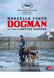 L'affiche du film Dogman