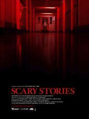 L'affiche du film Scary Stories