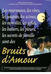 Affiche du film Bruits d'amour