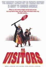 L'affiche du film Les visiteurs