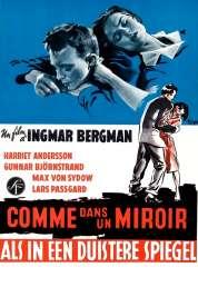 L'affiche du film A travers le miroir