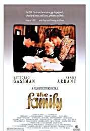 L'affiche du film La famille