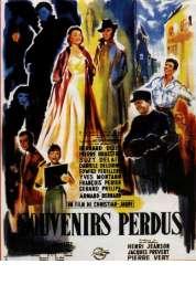 Affiche du film Souvenirs Perdus