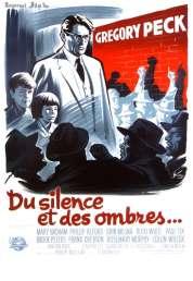 Affiche du film Du Silence et des Ombres