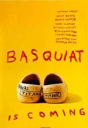 L'affiche du film Basquiat