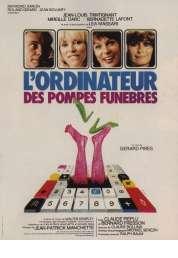 Affiche du film L'ordinateur des Pompes Funebres