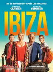 L'affiche du film Ibiza