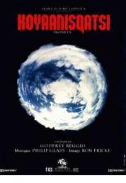 Affiche du film Koyaanisqatsi