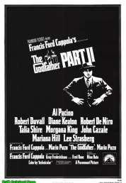 Affiche du film Le Parrain 2