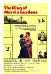 Affiche du film The king of Marvin Gardens