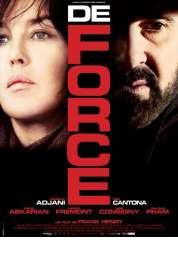 Affiche du film De force