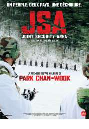 L'affiche du film JSA (Joint Security Area)