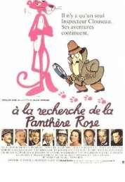 Affiche du film A la recherche de la Panthère Rose