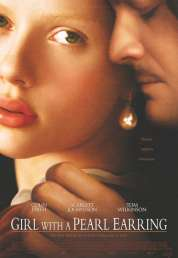 Affiche du film La jeune fille à la perle