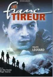 L'affiche du film Le franc tireur