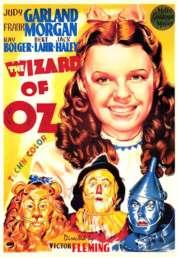 Affiche du film Le magicien d'Oz