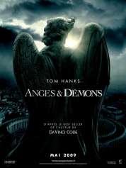 Affiche du film Anges et démons