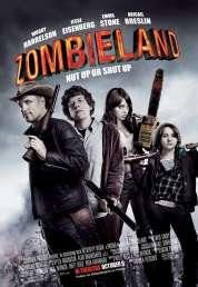 L'affiche du film Bienvenue à Zombieland