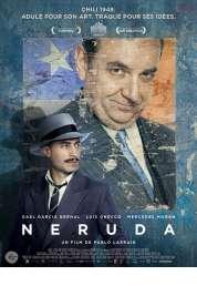 L'affiche du film Neruda