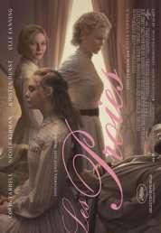 L'affiche du film Les Proies