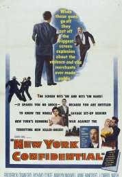 Affiche du film New York Confidentiel