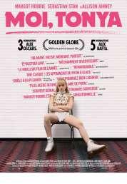L'affiche du film Moi, Tonya