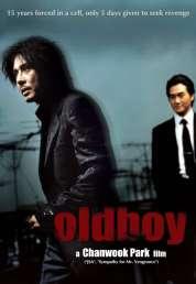 Affiche du film Old boy