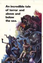 Affiche du film Les Sept Cites d'atlantis