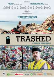 L'affiche du film Trashed